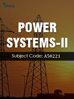 Important Question for Power Systems-II