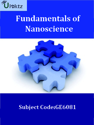 Important Question for Fundamentals of Nanoscience