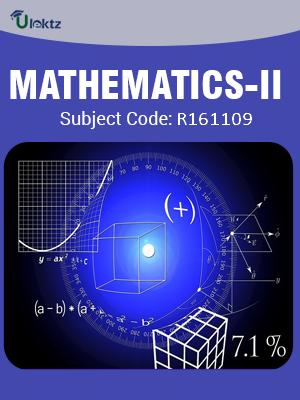 Important Question for  Mathematics-II (Mathematical Methods)