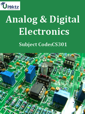 Important Question for Analog & Digital Electronics