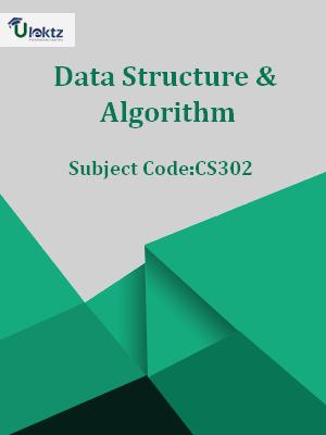 Important Question for Data Structure & Algorithm