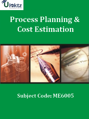 Important Question for Process Planning and Cost Estimation