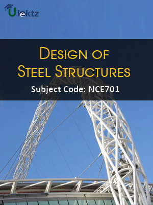 Important Question for Design Of Steel Structures