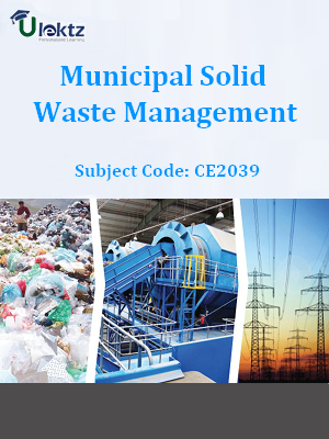 Important Question for Municipal Solid Waste Management