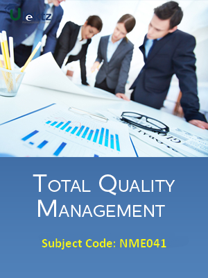 Important Question for Total Quality Management