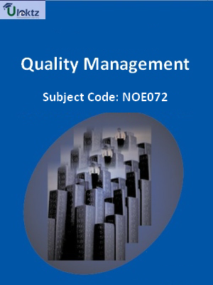 Important Question for Quality Management