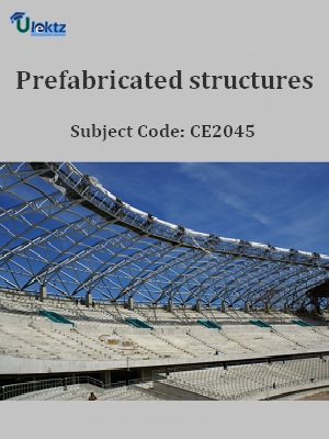 Important Question for Prefabricated structures