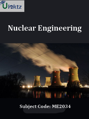 Important Question for Nuclear Engineering