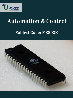 Important Question for Automation & Control