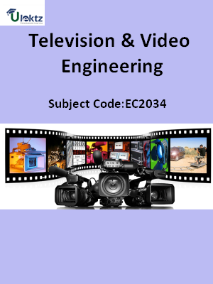 Important Question for Television and Video Engineering