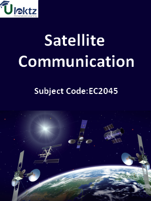 Important Question for Satellite Communication