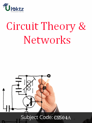 Important Question for Circuit Theory & Network