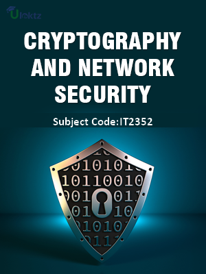 Important Question for Cryptography and Network Security