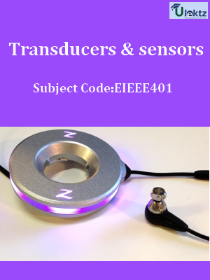 Important Question for Transducers & sensors