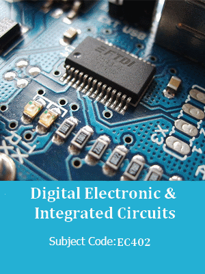 Important Question for Digital Electronic & Integrated Circuits