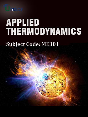 Important Question for Applied Thermodynamics