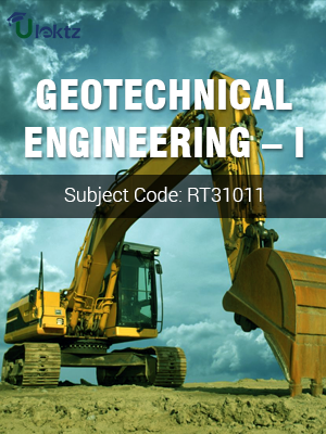 Geotechnical Engineering-I