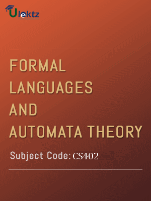 Important Question for Formal Language & Automata Theory