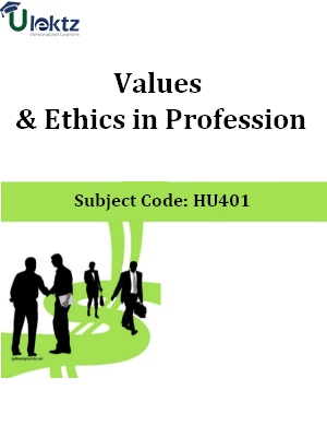 Important Question for Values & Ethics in Profession