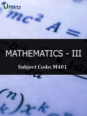 Important Question for Mathematics-3