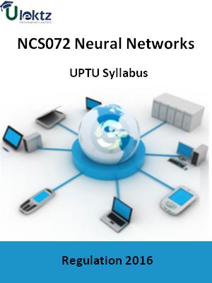 Neural Networks - Syllabus