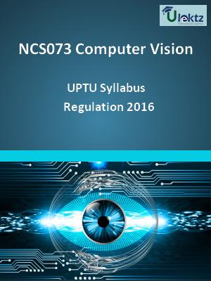 Computer Vision - Syllabus