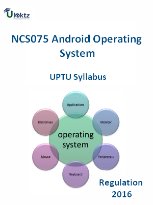 Android Operating System- Syllabus