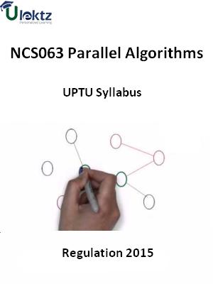 Parallel Algorithms - Syllabus