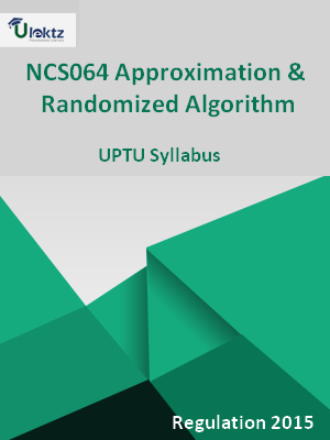 Approximation and Randomized Algorithm - Syllabus