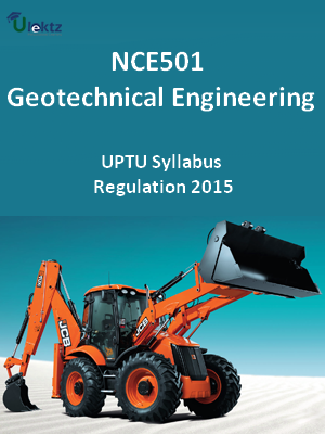 Geotechnical Engineering - Syllabus