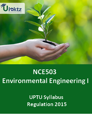 Environmental Engineering – I - Syllabus
