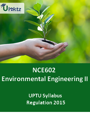 Environmental Engineering – 2 - Syllabus
