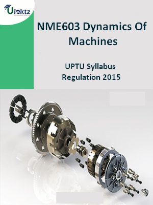 Dynamics Of Machines - Syllabus