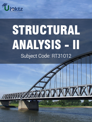 STRUCTURAL ANALYSIS – II