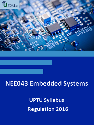 Embedded Systems - Syllabus