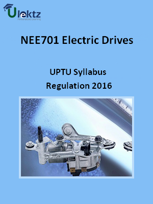 Electric Drives - Syllabus