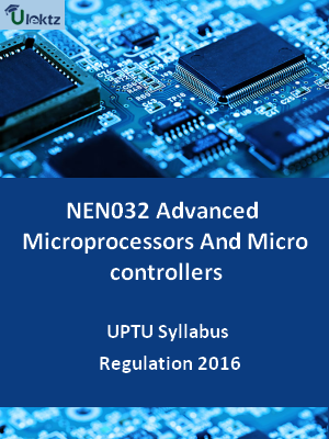 Advanced Microprocessors And Micro controllers - Syllabus