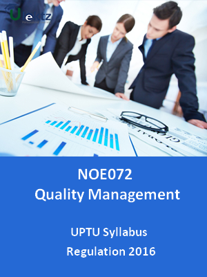 Quality Management - Syllabus