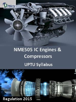 IC Engines & Compressors - Syllabus
