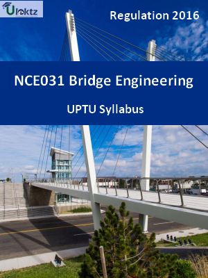 Bridge Engineering - Syllabus