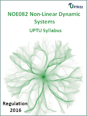 Non-Linear Dynamic Systems - Syllabus