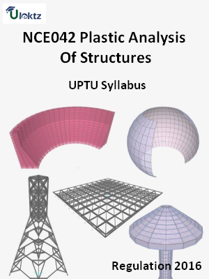 Plastic Analysis Of Structures - Syllabus