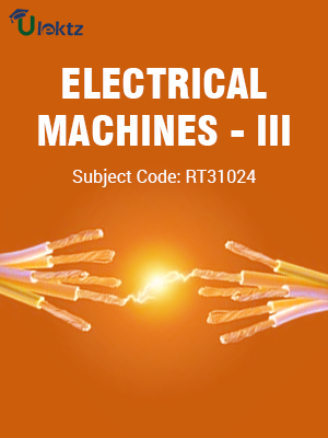 Electrical Machines III