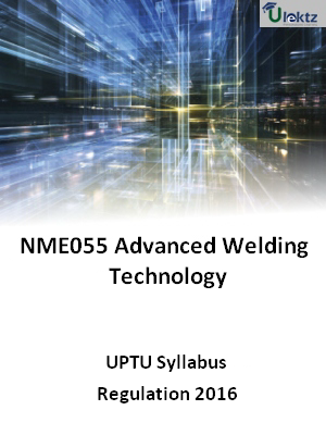 Advanced Welding Technology - Syllabus