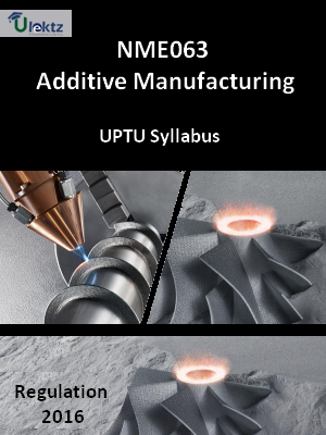 Additive Manufacturing - Syllabus