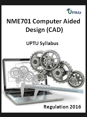 Computer Aided Design (CAD) - Syllabus
