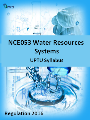 Water Resources Systems - Syllabus
