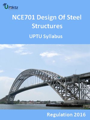 Design Of Steel Structures - Syllabus