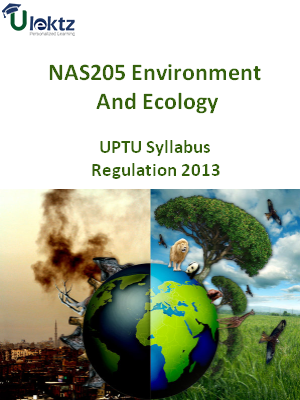 Environment And Ecology - Syllabus