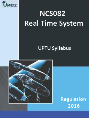 Real Time System - Syllabus
